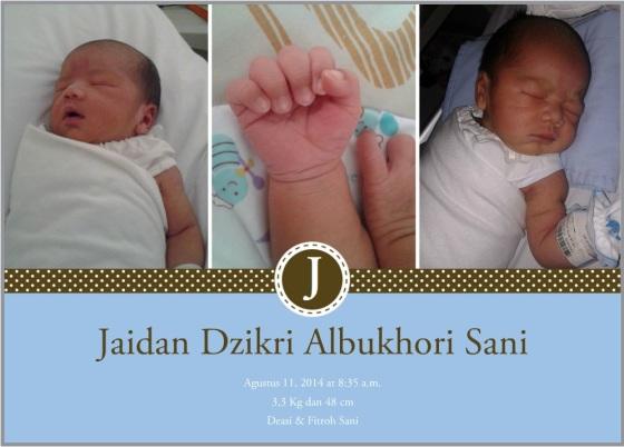 Born Jaidan
